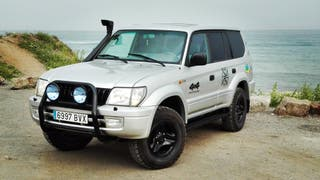 Toyota Land Cruiser 95 2002