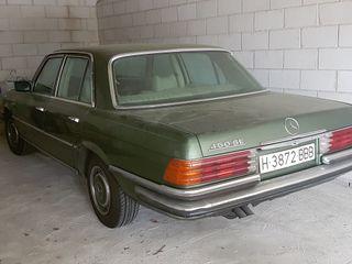 Mercedes-Benz 450 SE / V 1973 Automatico