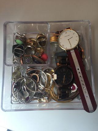 Boîte à bijoux (2 pièces)