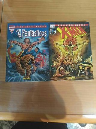 Cómics Biblioteca Marvel