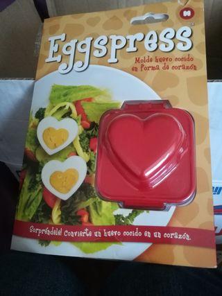 molde para huevos cocidos