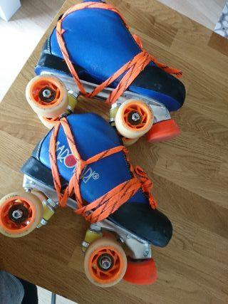 patines hoquei alevi.