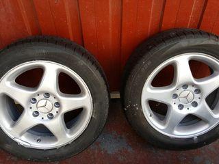 llantas con neumático 205.55.16
