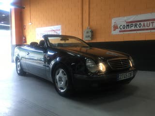 Mercedes-Benz CLK 200 k elegance