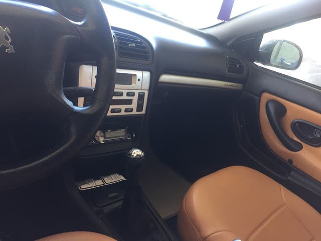 Cambio Peugeot 406 coupe 3.0 v6 pack