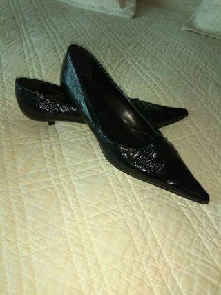 Zapatos mujer 36 charol