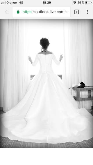 Alquiler vestido de novia