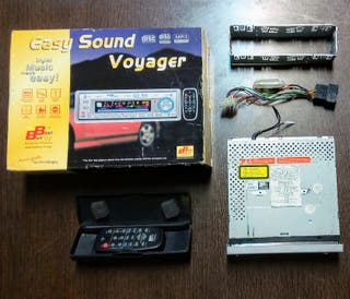 Reproductor CD/MP3 para coche
