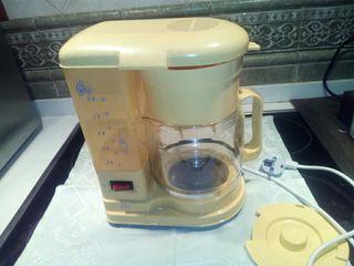cafetara electrica filtro de agua