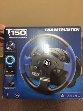 Volante PS4/ Pc Thrustmaster T150