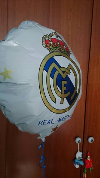 globos Real Madrid