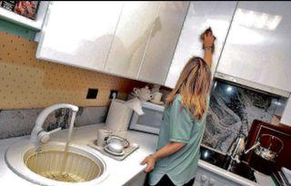 Quieres limpiar tu cocina?