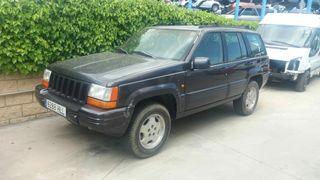 Jeep Grand Cherokee 1996 60000 km