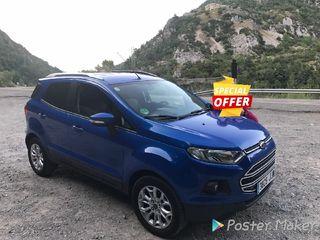 Ford EcoSport 2015 95cv 37.000km
