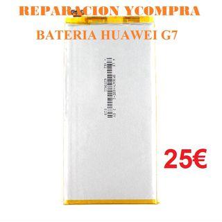 REPARACION HUAWEI G7 BATERIA
