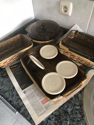 Set de horno