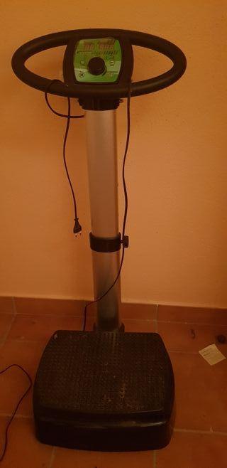 maquina de ejercicios vibratoria