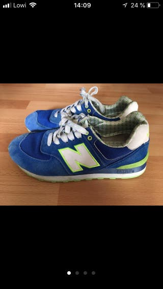 zapatillas new balance originales