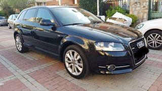 Audi A3 sline 2011