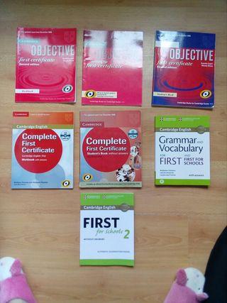 libros first