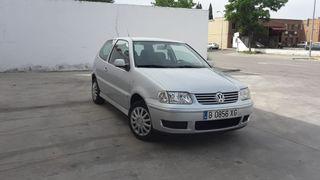 Volkswagen Polo 1.4V Año 2001 Gasolina 3 puertas