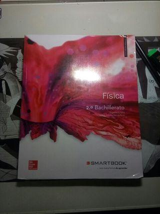 Libro de texto Física 2° Bach