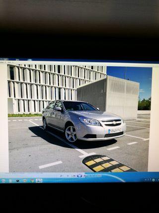 Chevrolet Epica 2.5l LTX 2007