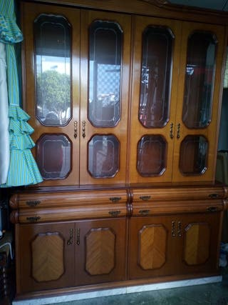 Cristalera mueble