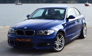 Bmw 120d Coupe Pack M 177cv
