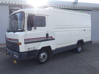 Nissan l 35 furgoneta