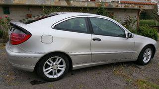 mercedes-benz Clase C 220 Sport Coupe