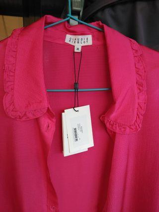 blusa mujer Claudie Pierlot ideal regalo Navidad