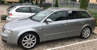 Audi A4 TDI 1.9 Avant Quattro Sline