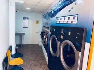 Traspaso lavanderia y vending