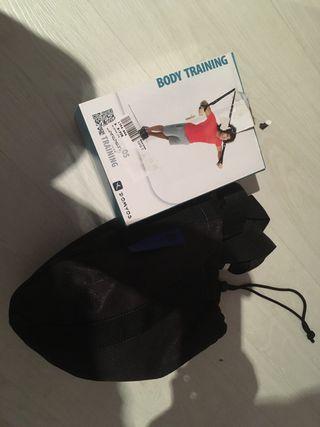Cuerdas body training