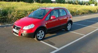 Fiat Sedici 2007,120Cv diesel 99000km 4x4 SX4