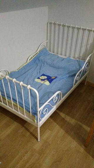 cama ikea forja