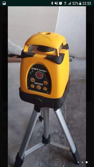 laser rotativo autonivelante