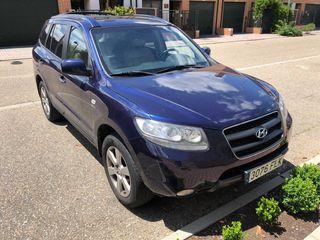 Hyundai Santa Fe 2007 4CRDI 4WD
