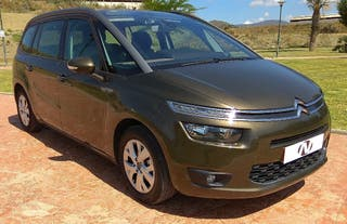 ¡OFERTA TOP! Citroen Grand c4 Picasso Auto 2014