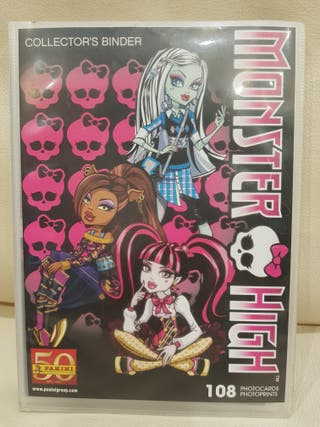 Colección Monster High