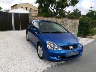 Honda Civic 1.7ctdi 100cv