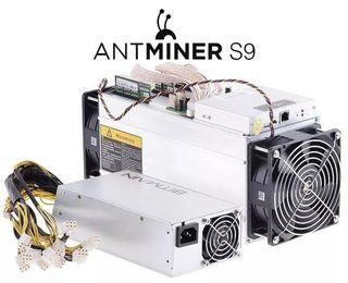 Antminer S9i - 14THs con PSU