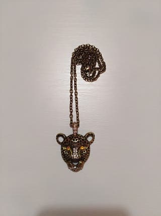 Collar Leopardo