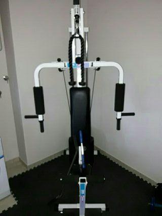 Multifunción, maquina ginnasio.