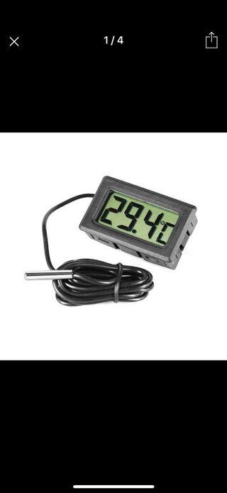 Termostato/termometro digital