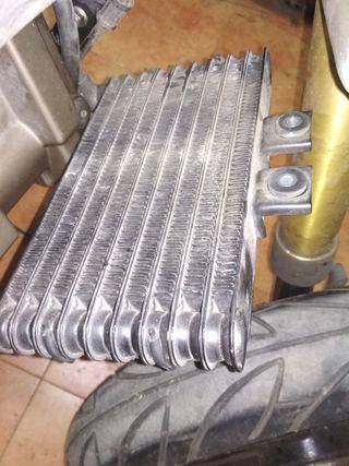 radiador Hyosung comet GT
