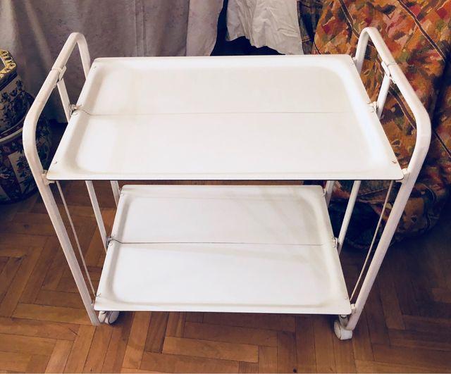 Mesa auxiliar cocina de segunda mano por 25 € en Alcobendas en WALLAPOP