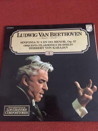 Coleccion discos musica clasic