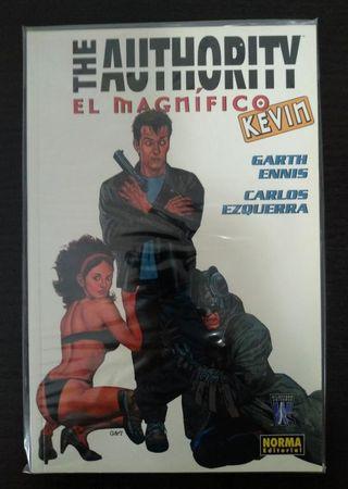 THE AUTHORITY - EL MAGNIFICO KEVIN